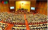 Thông qua 3 luật về thuế-tài chính