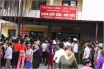 Ninh Bình: Sản phụ tử vong bất thường, hàng trăm người bao vây bệnh viện