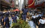 Cảnh sát Hong Kong bắt giữ thủ lĩnh biểu tình Joshua Wong