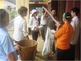 Hỗ trợ gạo cho hộ trồng rừng thay thế nương rẫy