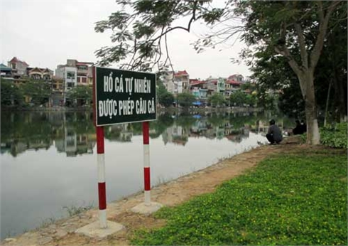 TP Bắc Giang: Bảo vệ các hồ điều hòa sinh thái