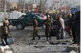 Afghanistan: Xe sứ quán Anh bị đánh bom, 5 người chết