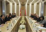 Tổng Bí thư hội kiến Chủ tịch Hội đồng Cộng hòa Belarus