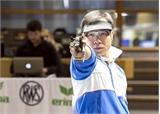 Xạ thủ Hoàng Xuân Vinh vượt kỷ lục thế giới tại Đại hội toàn quốc