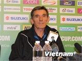 HLV ba lần vô địch AFF Cup khen Việt Nam đá...hay nhất giải