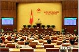 'Quốc hội đã phát huy cao vai trò, chức năng lập pháp và giám sát'