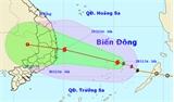 Bão Sinlaku sẽ đổ bộ vào Bình Định - Khánh Hòa