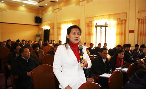 Kỳ họp thứ 10, HĐND TP Bắc Giang: Đẩy mạnh phát triển KT-XH, xây dựng đô thị văn minh