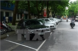 Lượng ôtô nguyên chiếc nhập về Việt Nam tiếp tục tăng hơn 30%