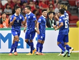 Chung kết lượt đi AFF Cup 2014: Thắng đẹp Malaysia, Thái Lan chạm một tay vào cúp vô địch