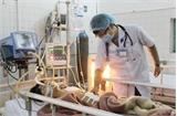 Bắc Giang: Mổ cấp cứu thành công một thiếu niên bị đạn găm vào bụng
