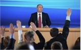 """Dư luận sau cuộc """"Họp báo lớn"""" của Tổng thống Nga Putin"""