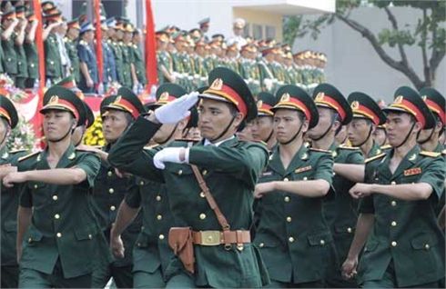 Tăng cường sự lãnh đạo của cấp ủy đối với  công tác quốc phòng, quân sự địa phương