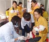 Bắc Giang: Gia tăng trẻ bị tiêu chảy do vi rút Rota