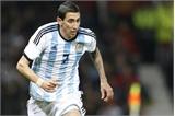 Vượt mặt Messi, Di Maria trở thành cầu thủ Argentina xuất sắc nhất năm