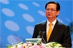 Thủ tướng Nguyễn Tấn Dũng lên đường đi dự GMS 5