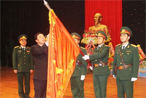 Bắc Giang: Mít tinh kỷ niệm 70 năm Ngày thành lập Quân đội nhân dân Việt Nam,  25 năm Ngày hội Quốc phòng toàn dân