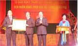 Nhà hát Chèo Bắc Giang: Đón nhận Bằng khen của Thủ tướng Chính phủ