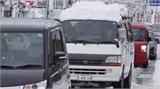Bão tuyết hoành hành ở Nhật Bản, 11 người chết