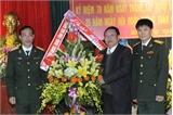 Công ty TNHH một thành viên 45:  Kỷ niệm 70 năm Ngày thành lập QĐND Việt Nam, 25 năm Ngày hội Quốc phòng toàn dân