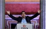 Tổng tuyển cử Hy Lạp: Đảng cánh tả Syriza chiến thắng