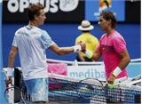 Chấn động Melbourne: Nadal thua thảm Berdych
