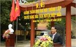 Hiệp Hòa: Khánh thành Nhà bia  nơi thành lập Chi bộ Đảng đầu tiên
