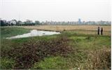 Xây dựng công trình trên cống tiêu ở thị trấn Đồi Ngô: Chưa xử lý dứt điểm