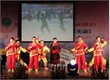 Liên hoan nghệ thuật quần chúng TP Bắc Giang năm 2015