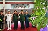 Nghẹn ngào tiễn đưa 4 chiến sĩ hi sinh trong vụ rơi máy bay trực thăng