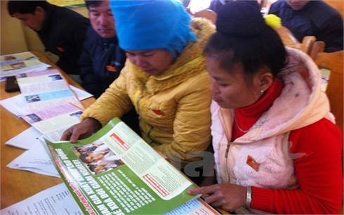 Xuất khẩu lao động ở huyện nghèo: Gỡ nút thắt trong cơ chế thực hiện