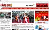 Thông tin bạo lực, Báo Pháp luật & Xã hội bị phạt nặng