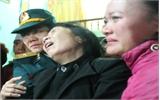 Quê nhà nghẹn ngào đón liệt sỹ phi công Lê Hồng Quân