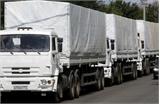 Đoàn xe viện trợ nhân đạo thứ 12 của Nga đến Đông Ukraine