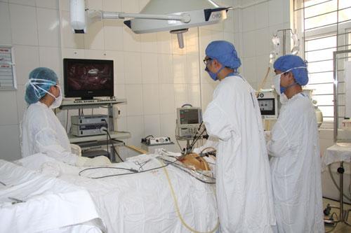 Bệnh viện Việt- Đức: Chuyển giao thành công 10 gói kỹ thuật cao cho Bệnh viện Đa khoa tỉnh Bắc Giang