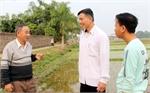Ông Nguyễn Quang Trung: Tâm huyết, sáng tạo lo việc chung