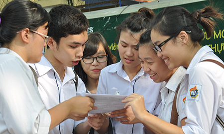 Công bố quy chế một kỳ thi quốc gia