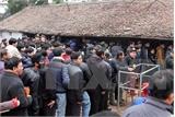 Nam Định cấm hoạt động đóng ấn thu tiền ở nội cung đền Bảo Lộc