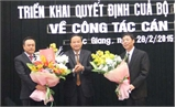 Bộ Chính trị chuẩn y chức danh Bí thư Tỉnh ủy Bắc Giang  đối với đồng chí Bùi Văn Hải