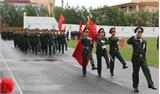 Các đơn vị ra quân huấn luyện năm 2015