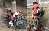Xe môtô bảo vệ đoàn đua ở Đồng Nai gặp tai nạn, một người chết