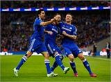 Chelsea vô địch League Cup 2014/2015
