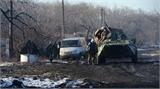 Lugansk tuyên bố hoàn thành rút vũ khí