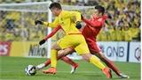 B.Bình Dương thua Kashiwa Reysol 1-5