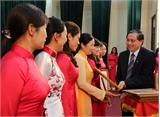 Phụ nữ TP Bắc Giang: Đẩy mạnh thi đua học tập, lao động sáng tạo