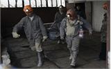 Nổ mỏ than ở đông Ukraine, 30 người thiệt mạng