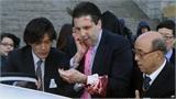Đại sứ Mỹ tại Hàn Quốc bị tấn công bằng dao