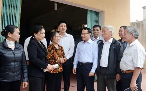 Cấp ủy cấp huyện đối thoại với cơ sở: Giải quyết nhiều vấn đề bức xúc, nổi cộm