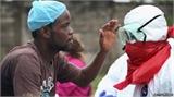 Số ca nhiễm Ebola tăng trở lại tại Tây Phi