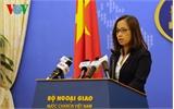 Việt Nam yêu cầu Trung Quốc chấm dứt hoạt động cải tạo ở Trường Sa